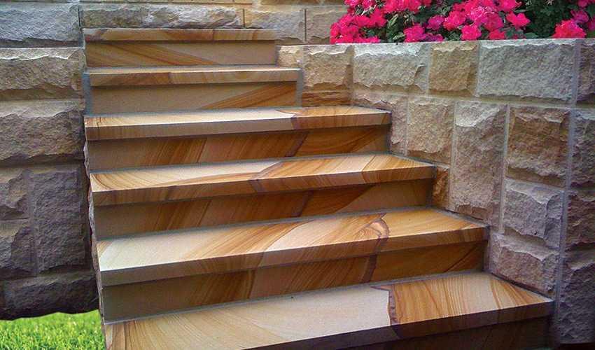 Stairs Stones